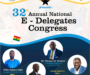 32nd Annual National E-DELEGATES CONGRESS